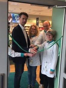 Apotekaren Bengt Gustavsson öppnar sitt andra nya apotek inom Apoteksgruppen, nu i Stenungsund.
