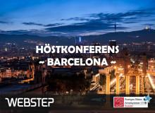 Spänning och utmaningar på Websteps årliga höstkonferens
