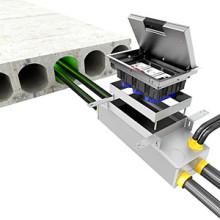 Schneider Electric lanserar ny ingjutningslåda för montering i HDF-bjälklag