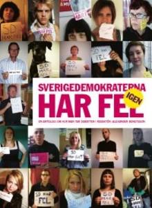 Antirasistiskt världsrekordsförsök i Göteborg dagen innan valet