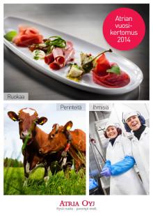 Atria Oyj:n vuosikertomus 2014