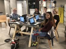 Nu flyttar studenterna in i KTHs Live-In Lab