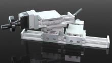 DomiLINE - miniatyrgejdsystemet för både enkel och mer komplex systemuppbyggnad
