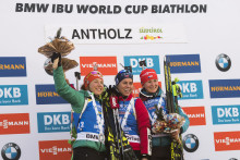 Laguttak World Cup i Holmenkollen