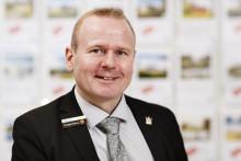 Peder Ledin från Boden är Årets mäklare - igen