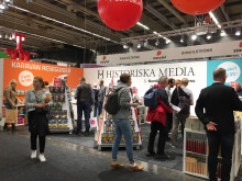 Historiska Media på Bok & Bibliotek 2018