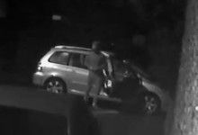 CCTV: Police release CCTV image of man in connection with Mini Cooper arson series in Southampton