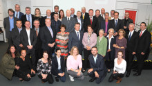 Verleihung Deutscher Bürgerpreis 2017