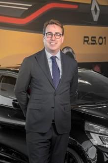 Renault Nordic AB får ny Managing Director