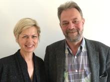 Juryduo på jakt efter Sveriges godaste kranvatten