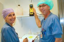 Norrtälje sjukhus minskar utsläpp av klimatpåverkande gas