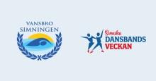 Dansa under Vansbrosimningen och simma under Dansbandsveckan