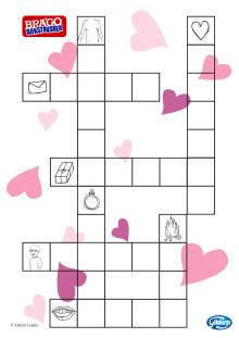 "Spelplan ""Kärlek"""