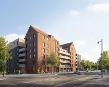 Säljstart för HSB-projekt i Nya Hovås