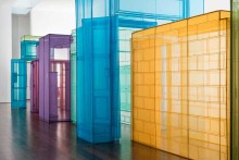 Opening at Bildmuseet: Do Ho Suh / Passages