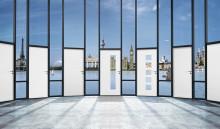 Solid enkelhet - innerdörrar för det moderna hemmet