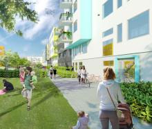 MKB Fastighets AB fortsätter utveckla bostäder i Limhamn