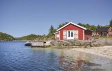 Får ikke nok av norsk hytteferie