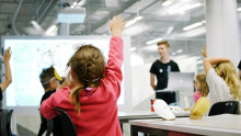 Släpp av skolaktiviteter i vårt nya system