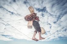 Cirkus Cirkör och Malmö Stadsteater presenterar Borders med premiär 8 maj