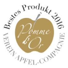Brännland Cider vinner två Pomme d'Or, årets bästa produkt i sin kategori, på Apfelwein Weltweit, Frankfurt