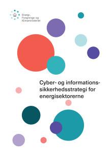 Cyber- og informationssikkerhedsstrategi for energisektorern