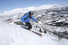 In Norwegens Alpinzentren laufen die ersten Lifte