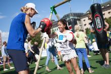 Olympic Days – två dagar fyllda av ungdomsidrott, glädje och inspiration