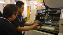 Panasonic introduces new generation of electronic manufacturing solutions in Vietnam