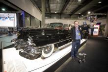 Rekordpublik när Oslo Motor Show firade 10
