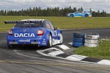Andersson och Dacia Dealer Team laddar om