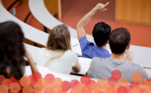 Nationell elevrådskonferens i Mölnlycke - Gustav Fridolin gästar