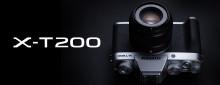 FUJIFILM X-T200 och FUJINON XC35mmF2