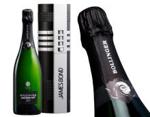 James Bond firar 50 år på duken - Bollinger 002 till 007 – särskild specialutgåva till agenten