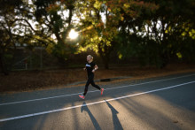 The new Scandi trend in action:  World's leading researcher on 'sisu' will run 2400 km across New Zealand to break the silence on interpersonal violence