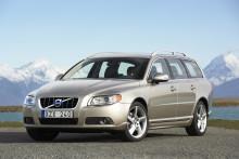 Volvo V70 och S80 - nu med CO2-utsläpp under 120 g/km