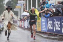 Elov Olsson och Ida Nilsson vann Ultravasan 90 2017