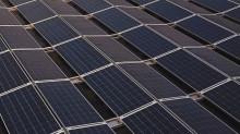 Malmös största solcellsanläggning invigs på TePe