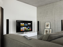 Loewe på rätt kurs med ny, komplett och uppdaterad UHD TV-plattform