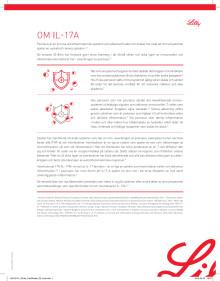 Fakta om psoriasis och IL-17A