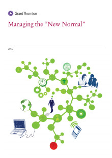 "Managing the ""New Normal"""