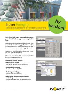 Skärpta krav - uppdaterat beräkningsprogram