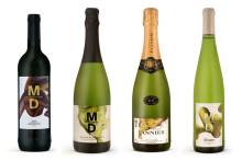 Mathias Dahlgren lanserar fyra egna viner