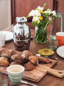 Hyggelige kaffestunder, skrevet af Emma Martiny