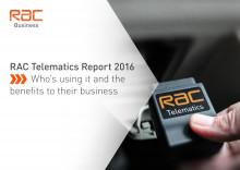 RAC Telematics Report 2016