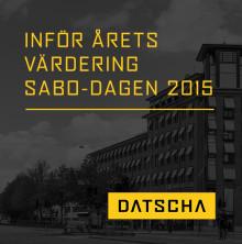 Fastighetsvärdering allmännyttiga bolag - SABO-dagen 2015