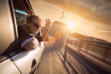 Bilen populär på semestern – men få har koll på trafikregler utomlands
