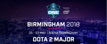 ESL One Dota 2 Major comes to Birmingham