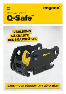 Q-Safe: Världens säkraste redskapsfäste