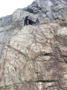 Berguvarnas bolåda i Stora Stöten byts ut